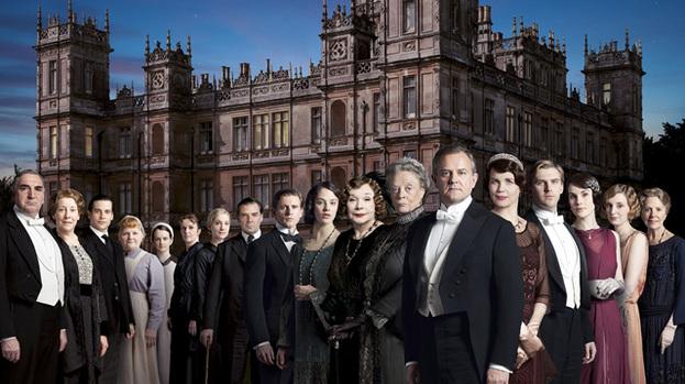 Downton Abbey meets Appalachian Trail.