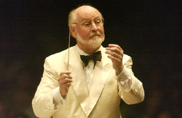 John Williams: inspiring us all since the release of Star Wars Episode IV.