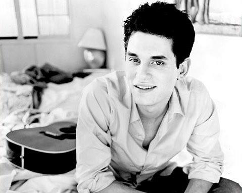 Spot on AT reference John Mayer. Spot on.
